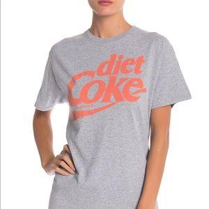 NEVER WORN Diet Coke Graphic Tee